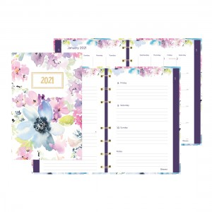 MiracleBind™ Weekly Planner Passion Collection 2021