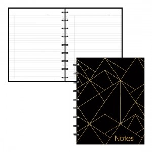 Gold Collection Notebook