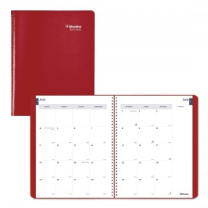 Academic Monthly Planner Classic 2021-2022