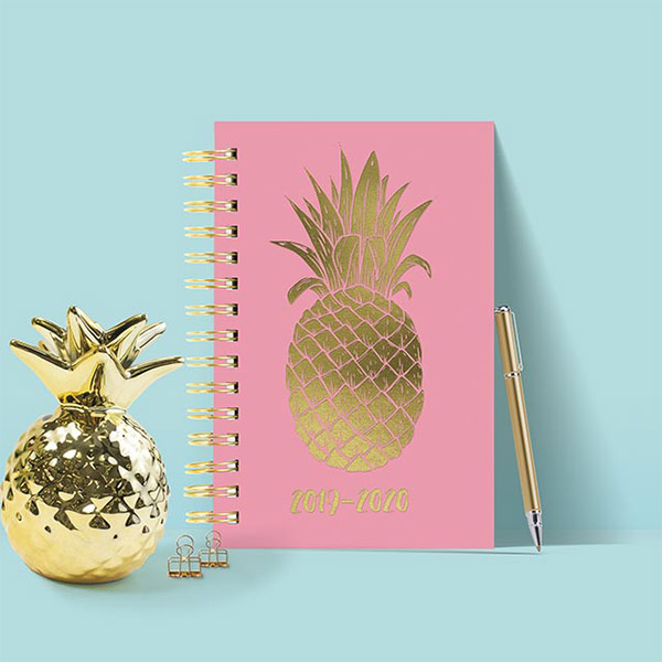 BluelinePlanners Pineapple Collection