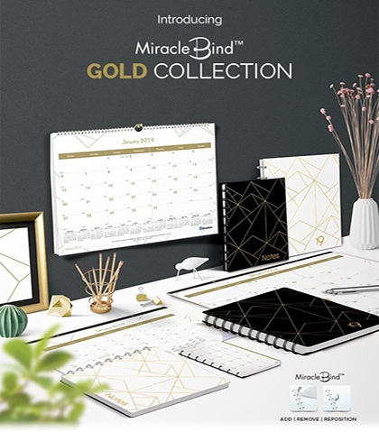 Blueline New Gold Collection